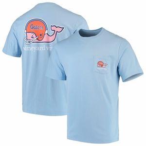 Vineyard Vines Florida Gators Light Blue T-Shirt L